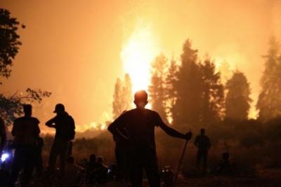 Ζερεφός (Ακαδημία Αθηνών): Χωρίς πρόληψη θα πρέπει να συνηθίσουμε τις καταστροφικές πυρκαγιές κάθε 5 -10 χρόνια