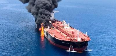 Συρία: Ιρανικό πετρελαιοφόρο δέχθηκε επίθεση από το έδαφος του Λιβάνου