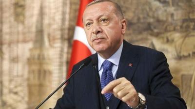Τηλεδιάσκεψη (19/3) Erdogan με von der Leyen και Michel ενόψει Συνόδου Κορυφής