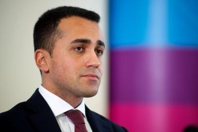 Di Maio: Ιταλία και Κομισιόν θέλουν το ίδιο πράγμα, τη μείωση του ιταλικού χρέους