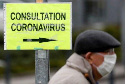 Στους 24.376 οι νεκροί από κορωνοϊό στην Γαλλία