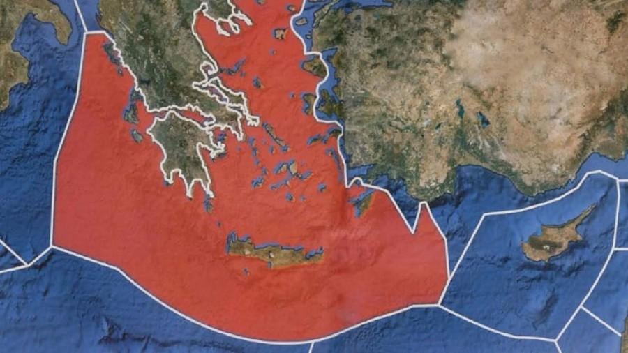 Πως θα δομείται η ΑΟΖ Ελλάδος και Τουρκίας; - Η διχοτόμηση των ΑΟΖ με Αίγυπτο και Λιβύη, τα νέα όρια - Η Χάγη σημαίνει αναγνώριση εκ των προτέρων δικαιωμάτων