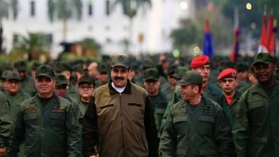 Βενεζουέλα: Ήρθη η ασυλία 5 ακόμα βουλευτών της αντιπολίτευσης – 14 σε δίκη για ανταρσία