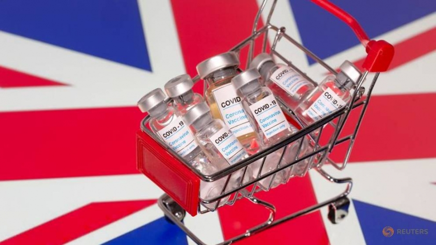 Βρετανία: Θα υπάρξουν συνέπειες για την ΕΕ από την παραβίαση των συμβάσεων για την προμήθεια εμβολίων