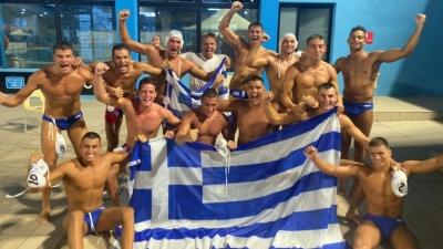 Εθνική εφήβων πόλο: Το όνομα τους είναι άντρες! Πέρασαν στον τελικό, 11-8 την Ισπανία
