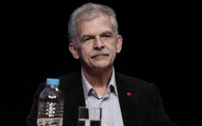 Δανέλλης: Θα δώσω ψήφο εμπιστοσύνης στον Τσίπρα - «Έτοιμος» να τον διαγράψει ο Θεοδωράκης