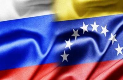 Ρωσία και Βενεζουέλα επεκτείνουν τη συνεργασία τους στον στρατιωτικό και ενεργειακό τομέα