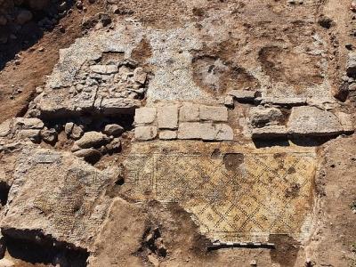 Ισραήλ: Ανακαλύφθηκε πλάκα 1.500 ετών, με την αρχαία ελληνική επιγραφή «Χριστός, γεννημένος από τη Μαρία»