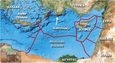 Κλιμακώνει την ένταση η Τουρκία  και απειλεί άμεσα με γεωτρήσεις στην κυπριακή ΑΟΖ - Τι σημαίνει η επίσκεψη «Γιαβούζ» στην Καρπασία