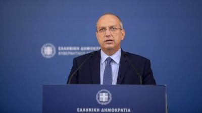 Οικονόμου: Δεν αλλάζουν πλεύση τα μέτρα για τον κορωνοϊό - Τέλος στα σενάρια για διόδια στο κέντρο της Αθήνας