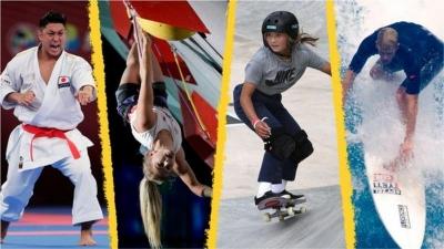 Ολυμπιακοί Αγώνες: Τα 5+1 νέα αθλήματα που πρέπει να παρακολουθήσεις στο Τόκιο