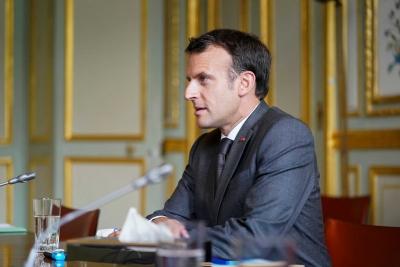 Macron (Γαλλία): Δεν είναι τραγωδία η απόρριψη της πρότασης για Σύνοδο Κορυφής με τον Putin  - Κάναμε πρόοδο