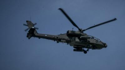Ελικόπτερο του ΝΑΤΟ κατέπεσε στα ανοιχτά της Κεφαλονιάς - Εντοπίστηκε ένας νεκρός