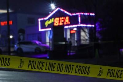 ΗΠΑ: Οκτώ νεκροί από πυρά σε τρία ινστιτούτα μασάζ στην Ατλάντα - Συνελήφθη ο 21χρονος δράστης