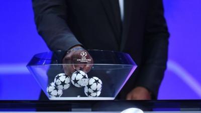 Champions League: Οι 32 ομάδες και τα γκρουπ δυναμικότητας