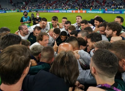 Μαντσίνι: «Ένα ματς για τον τελικό και δύο για να το πάρουμε» (video)