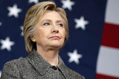 ΗΠΑ: Δεν θα είναι υποψήφια στις προεδρικές εκλογές του 2020 η Hillary Clinton