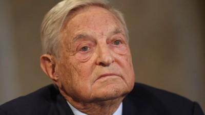 Ο Soros προειδοποιεί: Η Ευρωπαϊκή Ένωση κινδυνεύει με διάλυση - Υπόλογη η Merkel