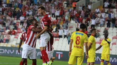 Δημήτρης Γούτας: Δύο γκολ στο ίδιο ματς, για πρώτη φορά στην καριέρα του, με την φανέλα της Σίβασπορ!