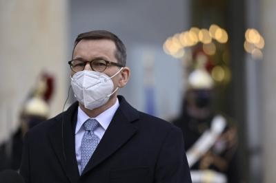 Πολωνία: Πολιτική συμφωνία - έκπληξη για την έγκριση του Ταμείου Ανάκαμψης