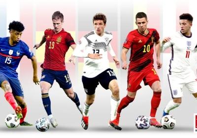 H Λειψία κρατά «ψηλά» την σημαία της Bundesliga στο EURO 2020!