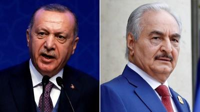 Δυνάμεις Haftar προς Erdogan: Απομονώνεσαι, ενώ η Ελλάδα κάνει νέους φίλους