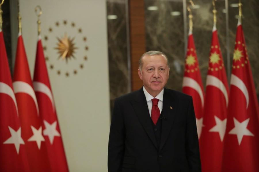 Για απόπειρα νέου πραξικοπήματος στην Τουρκία, καταγγέλλει 103 απόστρατους Ναυάρχους ο Πρόεδρος Erdogan