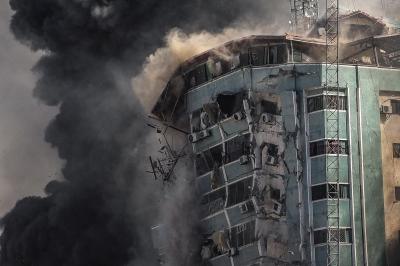 Καταδικάζει η Τουρκία τον ισραηλινό βομβαρδισμό στο κτίριο του Associated Press