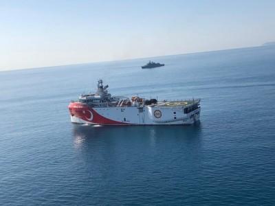Τουρκικό ΥΠΕΞ: Το Oruc Reis θα αποχωρήσει από την Αν. Μεσόγειο στις 29 Νοεμβρίου