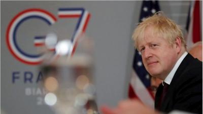 Boris Johnson προς ΕΕ: Δείξτε «πραγματισμό και συμβιβασμό» στο θέμα της Βόρειας Ιρλανδίας