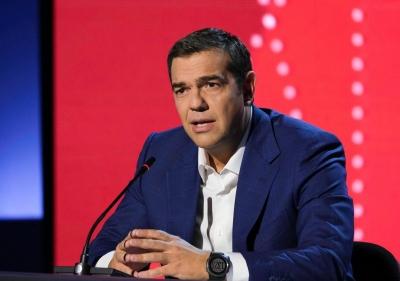 Στη Θεσσαλονίκη ο Τσίπρας – Στις 19:30 η ομιλία του στο Βελλίδειο