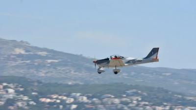 Εκπαιδευτικό αεροσκάφος έπεσε στο χωριό Χαριά της Ηλείας - Νεκροί οι δύο επιβαίνοντες