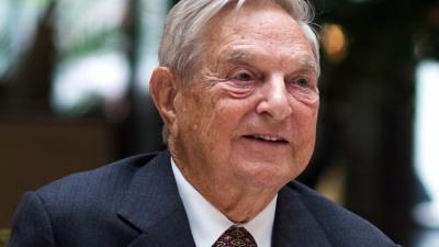 Soros: Η λύση για την αντιμετώπιση της πανδημικής κρίσης είναι τα διαρκή ομόλογα