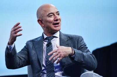 Μετοχές αξίας άνω των 10,2 δισεκ. δολ. έχει πουλήσει το 2020 ο Jeff Bezos