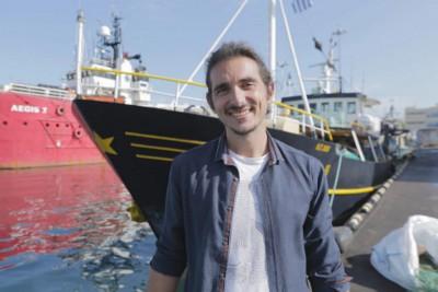 ΟΗΕ: Βράβευσε τον Λευτέρη Αραπάκη για τη νεοφυή επαγγελματική σχολή αλιείας ΕΝΑΛΕΙΑ