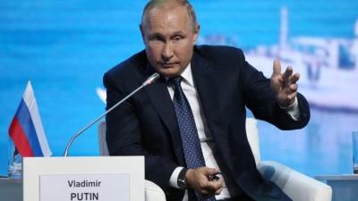 Putin: Κατάλληλο να συμπεριληφθεί και η Τουρκία στους G7