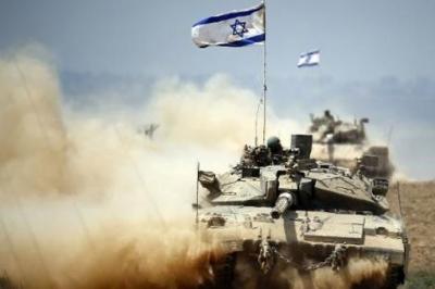 Άρματα μάχης του στρατού του Ισραήλ έπληξαν θέσεις στη Λωρίδα της Γάζας