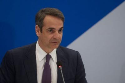 Bloomberg: «Τρύπα» 900 εκατ. ευρώ στον προϋπολογισμό από τις υποσχέσεις Μητσοτάκη