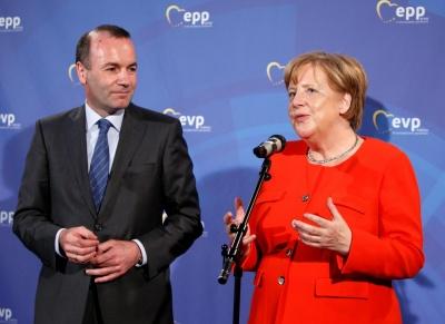 Οργή ακόμη και στο CDU για τις δηλώσεις Weber κατά της κατασκευής του αγωγού Nord Stream 2