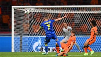 Ολλανδία - Ουκρανία: Διπλό «χτύπημα» από τους Ουκρανούς και 2-2! (video)