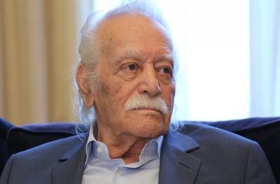Σοβαρή αλλά σταθερή η κατάσταση της υγείας του Μανώλη Γλέζου - Τον επισκέφθηκε ο Τσίπρας