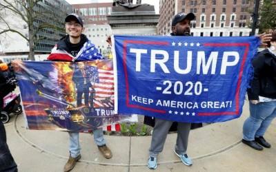 ΗΠΑ: Πέντε τραυματίες και 23 συλλήψεις στις διαδηλώσεις υπέρ του Trump στο Καπιτώλιο