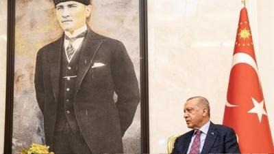 Νέο χτύπημα Erdogan στο όραμα Ataturk... Μετά την Αγιά Σοφιά, απαγορεύει το αλκοόλ στους Τούρκους