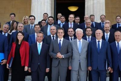 Οι ισορροπίες στη νέα κυβέρνηση και τα «δύσκολα» ζευγάρια – Δεν κομίζει κάποια μεταρρυθμιστική στροφή