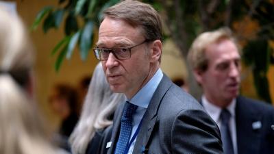Weidmann (EKT): Σε κίνδυνο η πρόβλεψη για την ανάπτυξη στην ευρωζώνη το 2021