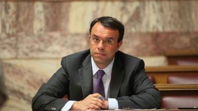 Σταϊκούρας: Στην «επιστρεπτέα προκαταβολή 7» και οι κλειστές επιχειρήσεις του λιανεμπορίου – Τέλος Απριλίου η καταβολή