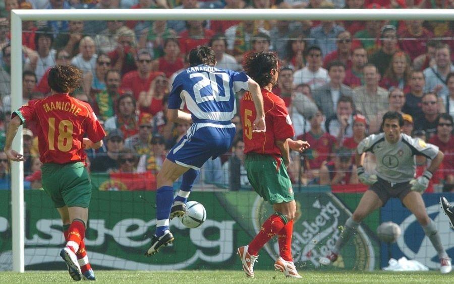 Το ωραιότερο ποδοσφαιρικό παραμύθι άρχισε με αυτό το γκολ του «τυπάρα»