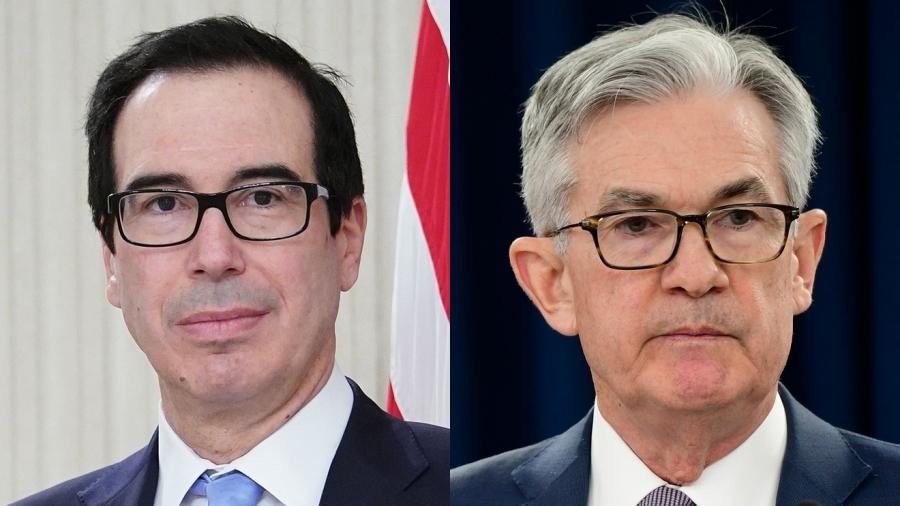 Mnuchin (πρώην ΥΠΟΙΚ ΗΠΑ): Αγοράστε Bitcoin αντί για χρυσό - Powell (Fed): Με το ψηφιακό δολάριο ξεχάστε τα κρυπτονομίσματα