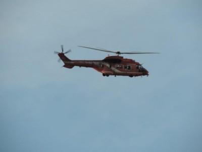 Καρδίτσα: Επιχείρηση με ελικόπτερο για παροχή νερών και τροφίμων σε εγκλωβισμένους