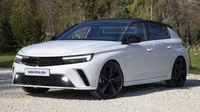 To νέο Opel Astra θα είναι πιο όμορφο απ' ό,τι βλέπετε